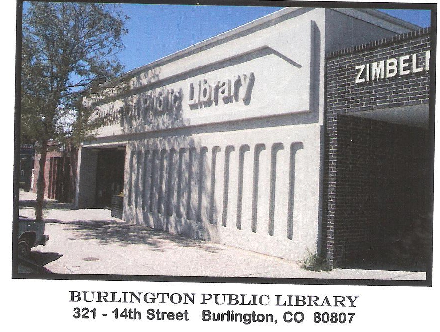 Brulington, ColoradoLibrary